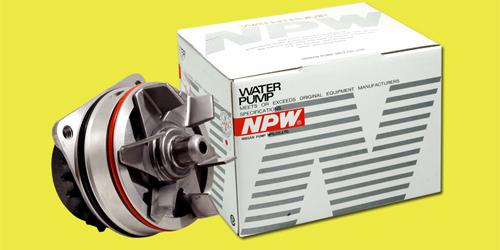 NPW Water Pumps